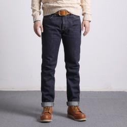 511XX-0009 RockCanRoll Read Description! 16oz Super Heavy Weight Indigo Selvage One Washed Pants Sanforized Raw Denim Jean