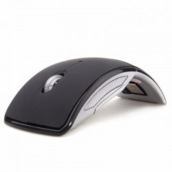 NEW 2.4G Wireless Mouse Foldable USB Receiver Folding Optical Mouse/Mice Wireless Computer For PC Laptop Win7/8/10/XP/Vista