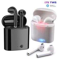 i7s TWS Wireless headphones Bluetooth 5.0 Earphones sport Earbuds Headset With Mic For all smart Phone Xiaomi Samsung Huawei LG
