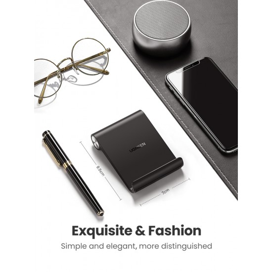 Ugreen Portable Phone Holder Stand Mobile Smartphone Support Tablet Stand for iPhone Mobile Holder Desk Cell Phone Holder Stand