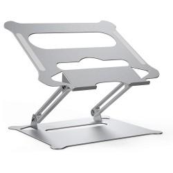 Aluminum Alloy Adjustable Laptop Stand Folding Portable for Notebook MacBook Computer Bracket Lifting Cooling Holder Non-slip
