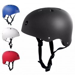 Adult Children Outdoor Impact Resistance Ventilation Helmet For Cycling Rock Climbing Skateboarding Hip-Hop Roller Skating